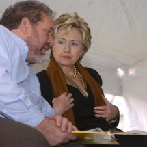 Hillary Clinton in Ithaca
