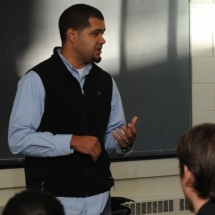Ithaca College Classroom