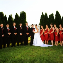 Ithaca Wedding Party