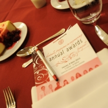 Cornell Awards Dinner Photography