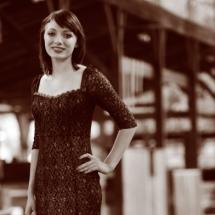 Sadie-Senior Portrait Ithaca